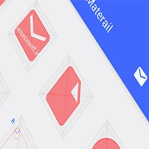 تحلیل Grid ها در طراحی متریال دیزاین