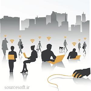 سورس کد مدیریت Wifi با VB-NET