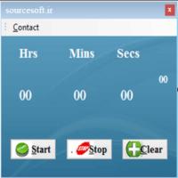 سورس پروژه کرنومتر با vb-net