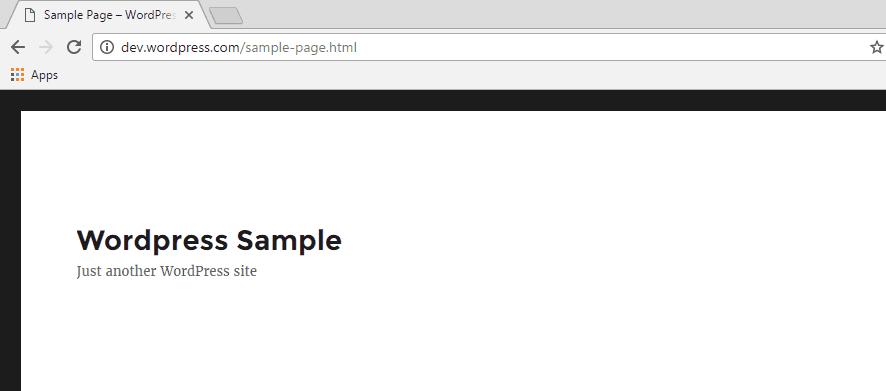 افزونه add .html in URL