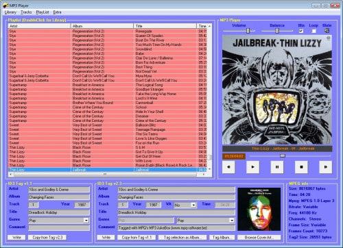 سورس MP3 Player با وی بی
